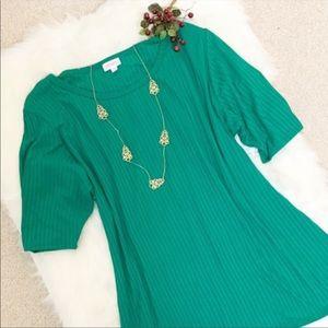 Lularoe | Emerald Green Gigi🌲